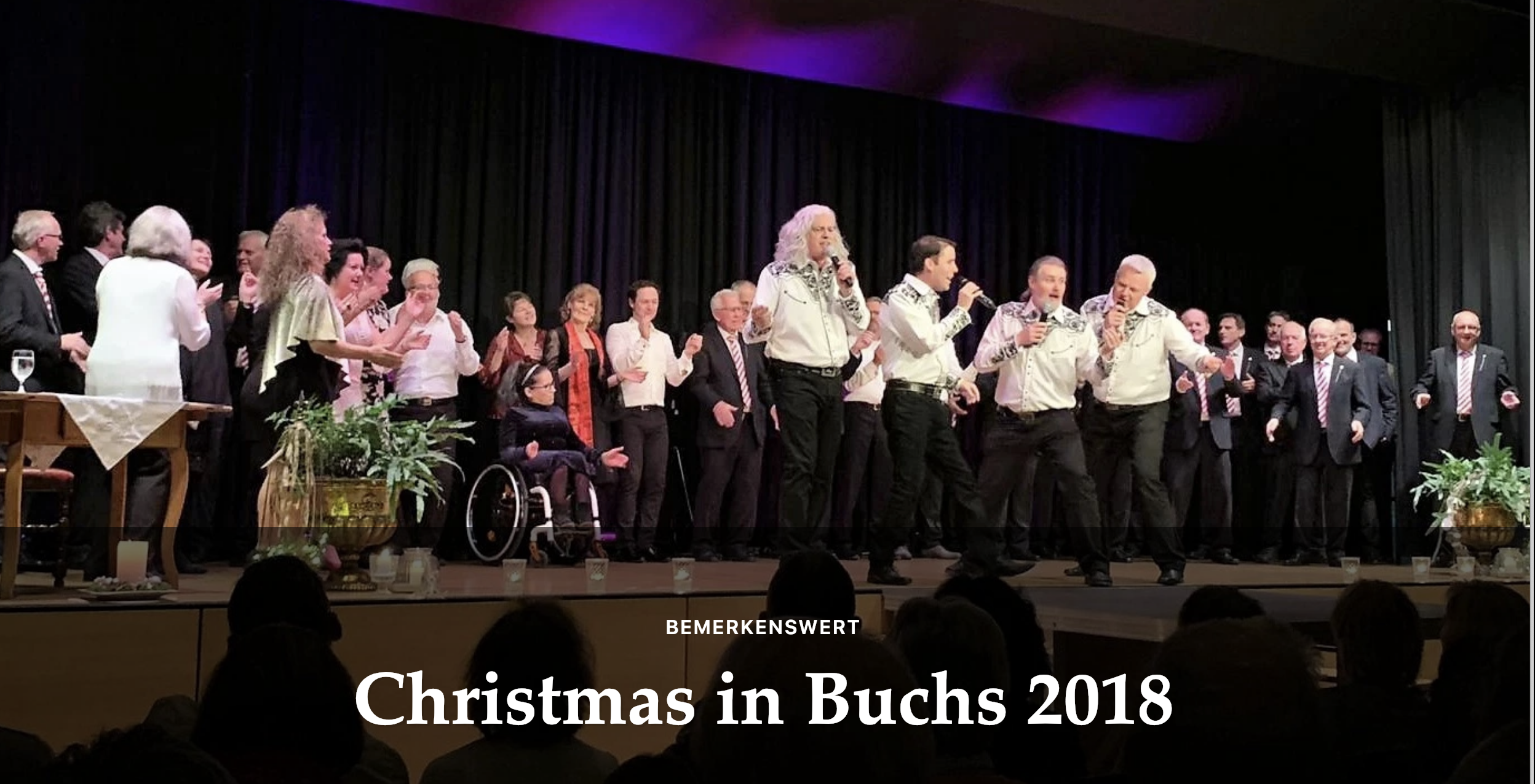 christmas in buchs 2018